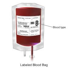 Packed Red Blood Cells or PRBC - Blood products and their uses